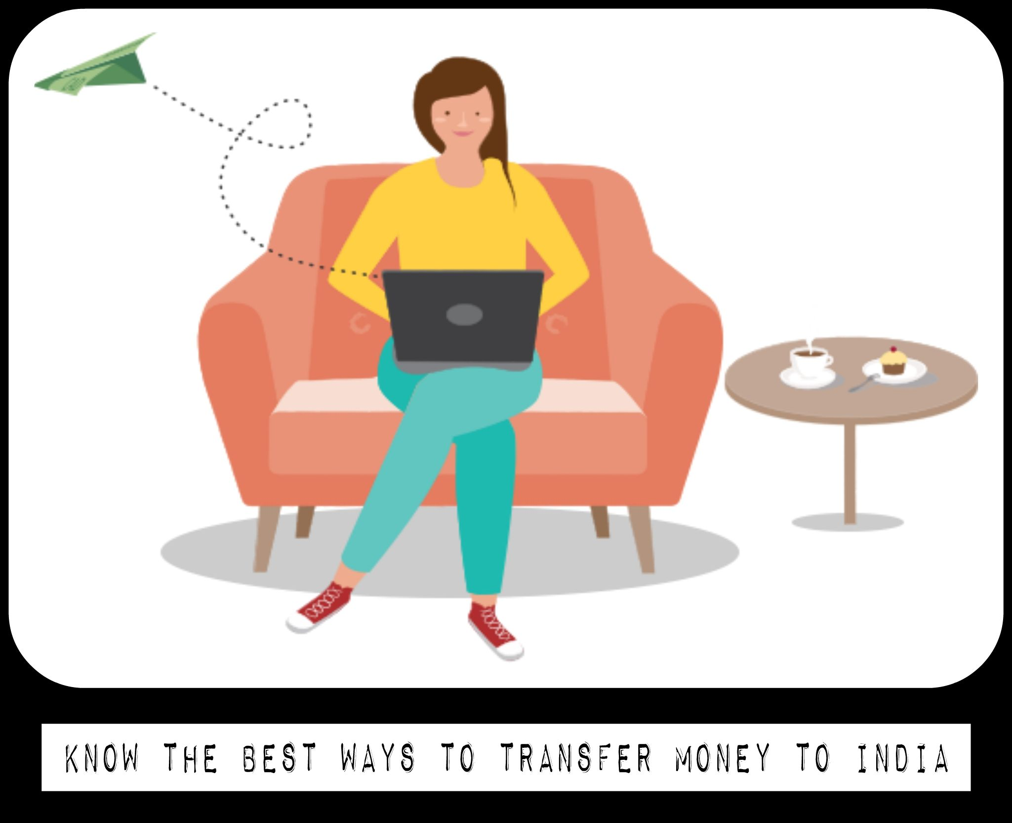 How To Transfer Money From Us To Indian Account