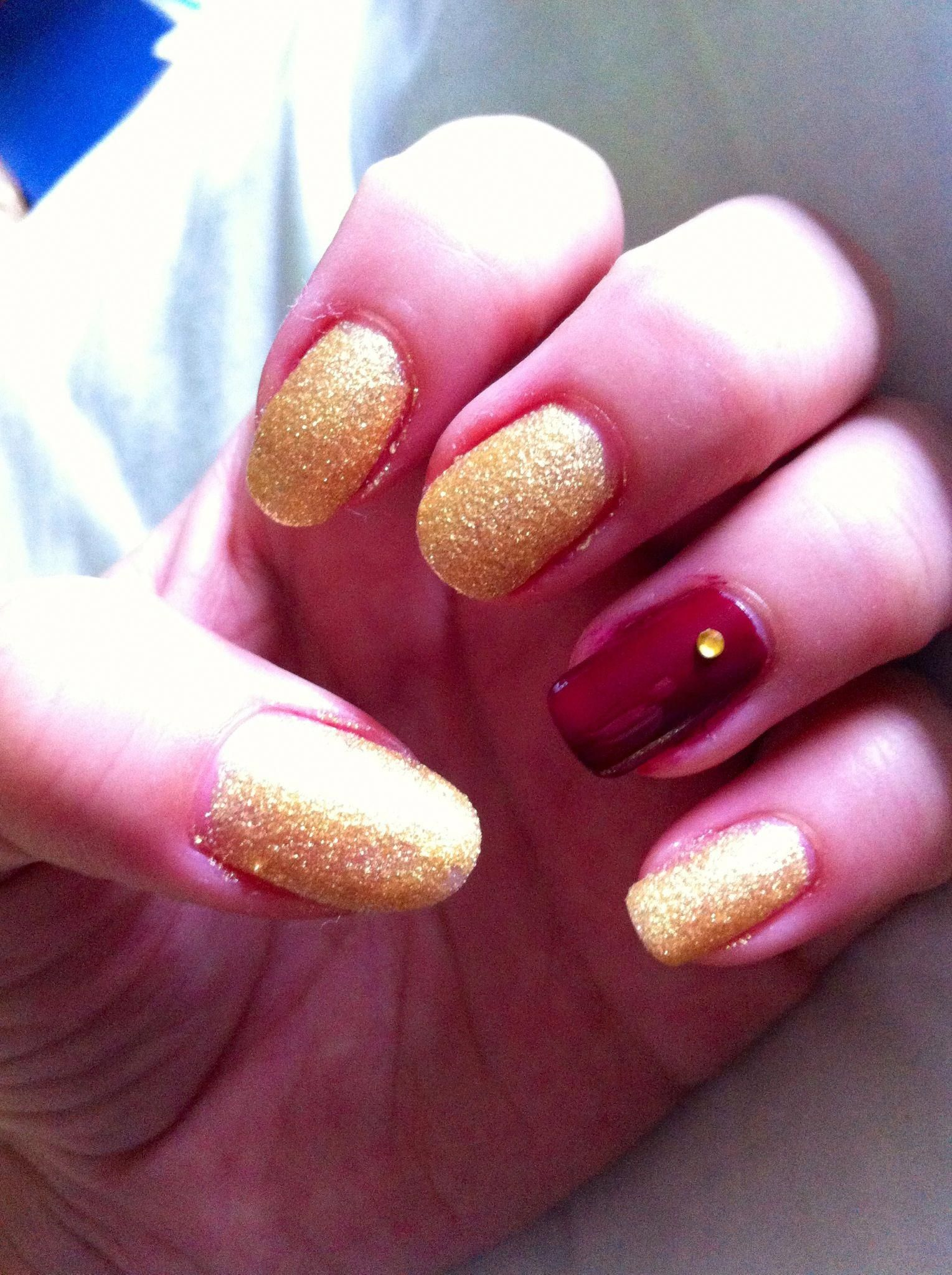 Hochzeitsnägel Apricot Hp Nails Yep I M So Nerdy I Will Be Trying This Next