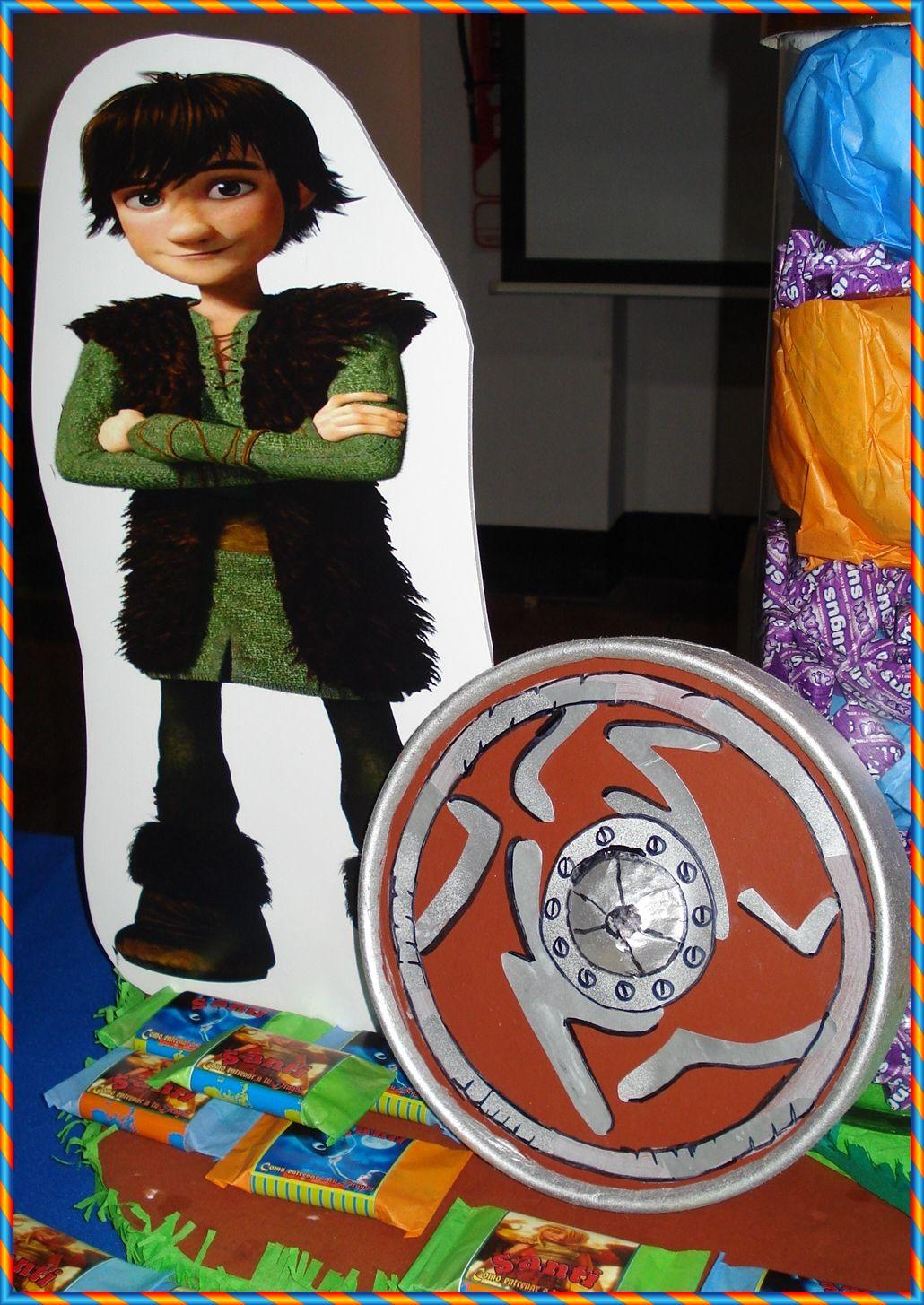 Como entrenar a tu dragon ideas decoraci n personajes en - Ideas decoracion fiestas ...