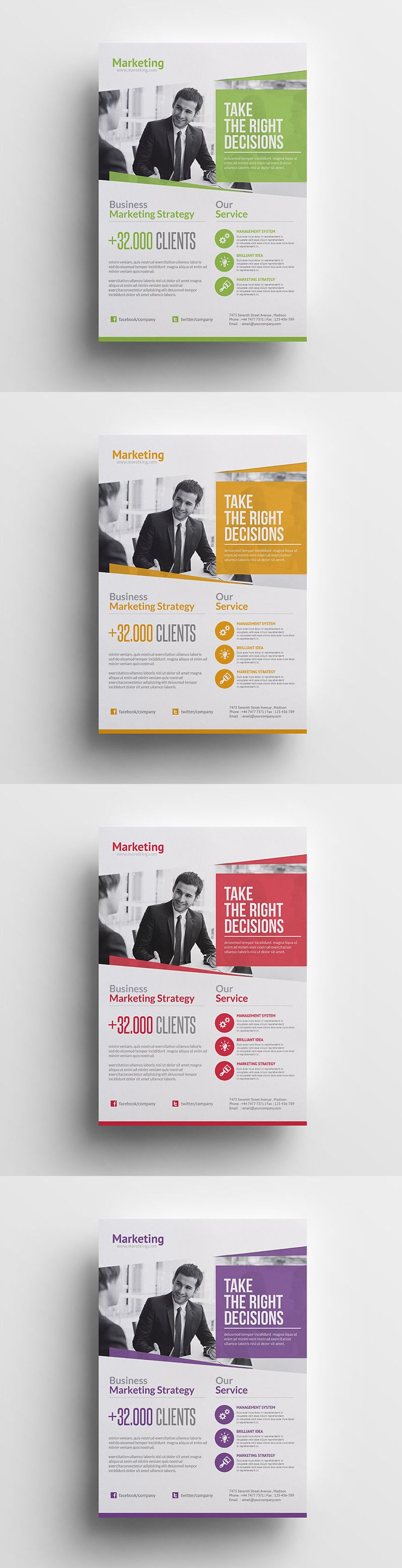 marketing business flyer template psd flyer templates marketing business flyer template psd
