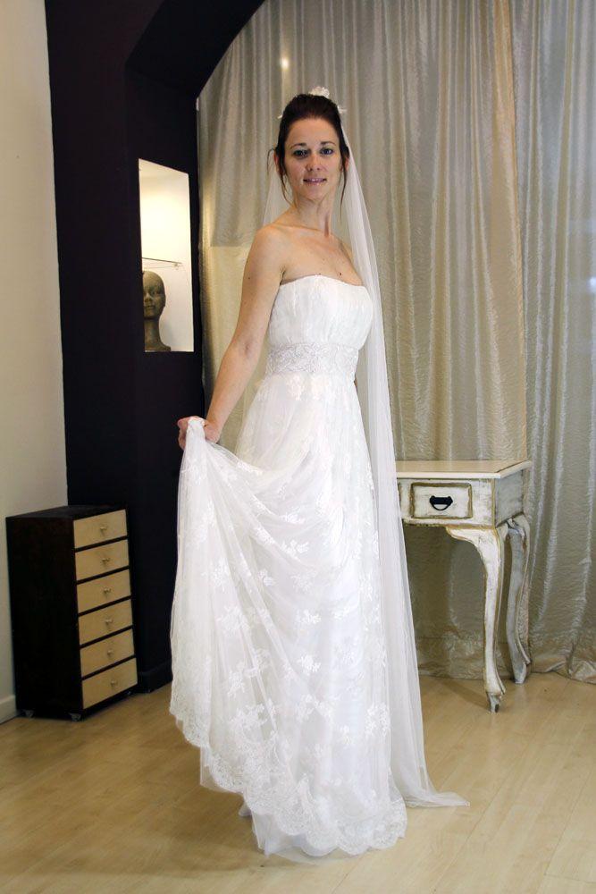 Vestido de novia DiSchiave