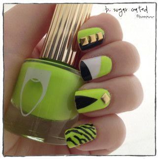 neon swag with #flossgloss con limon