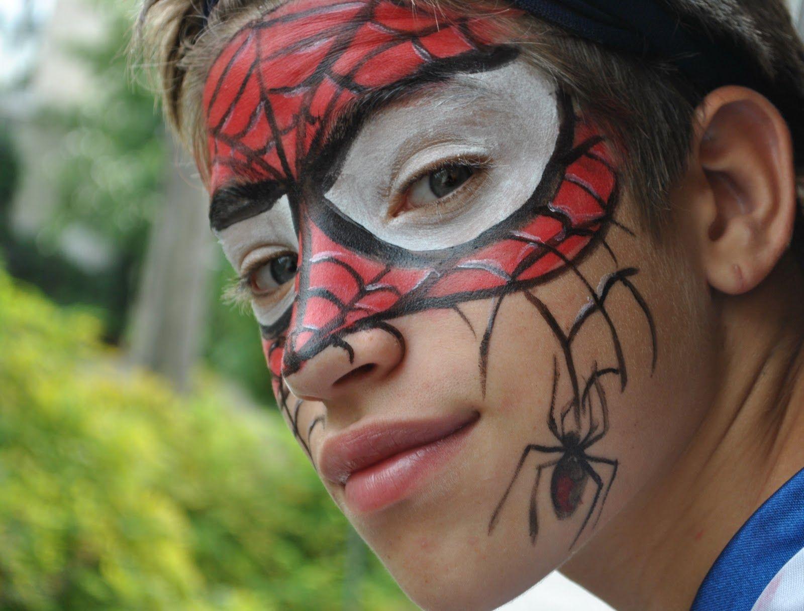 Maquillaje para Niños , Para Más Información Ingresa en http//maquillajedefantasia.