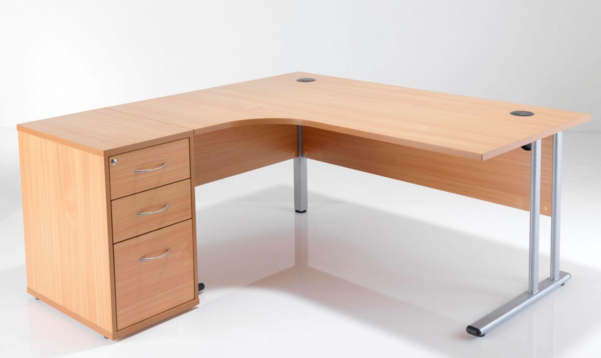 Flite Left Hand Corner Desk Bundle Deal Corner Desk Desk Corner Computer Desk