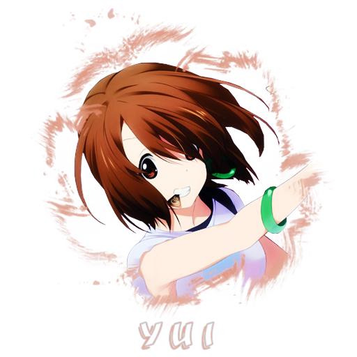 About Picture Character Name Hirasawa Yui