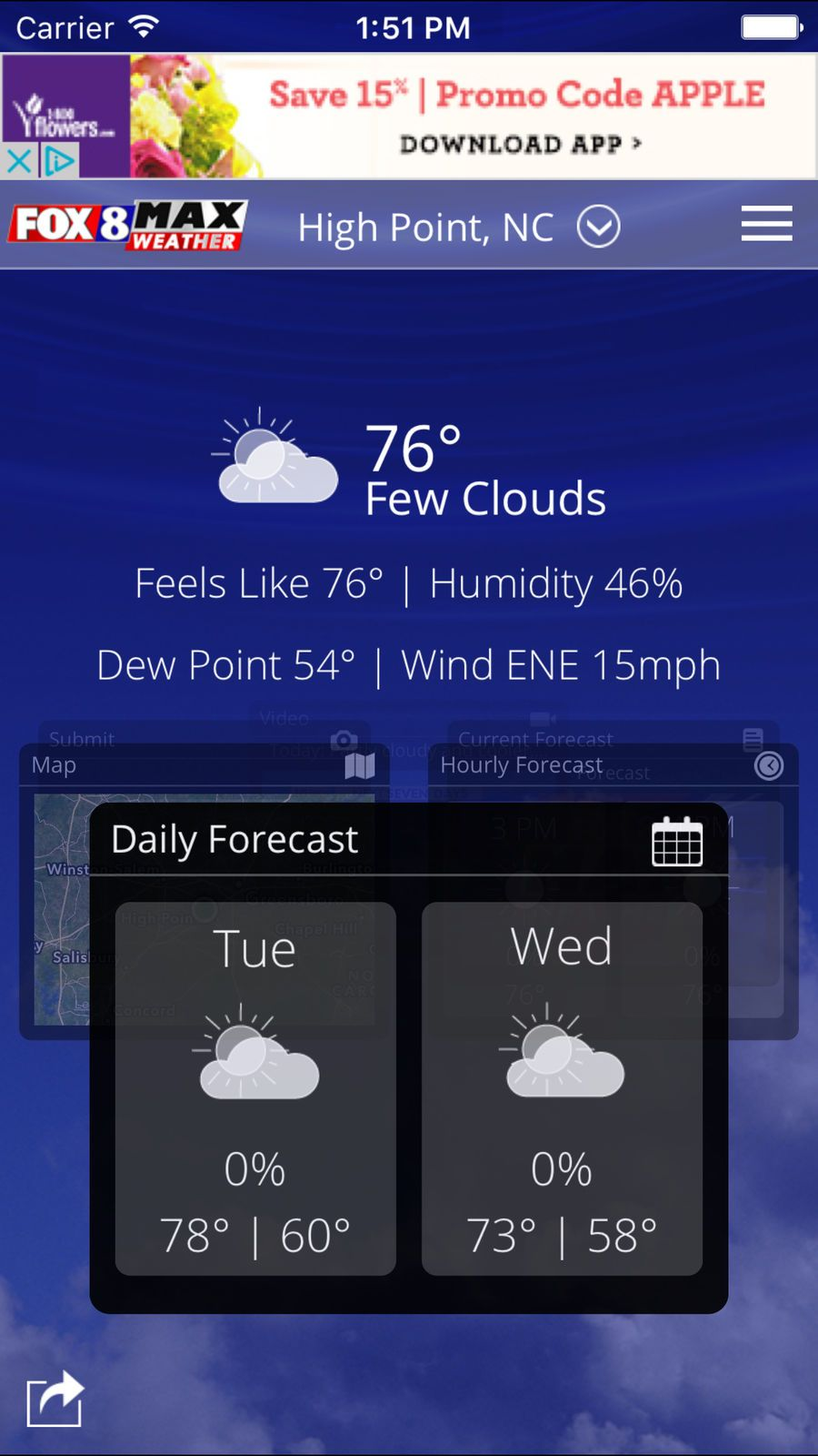 Fox8 max weather chicago weather