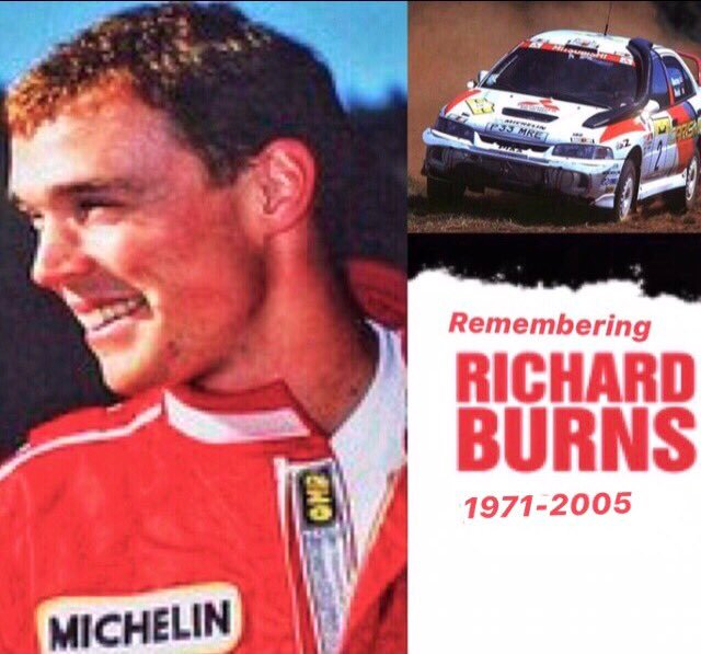 Michael Staunton Mdsrally1 Cvrlikání Richard Burns Rally Drivers Staunton
