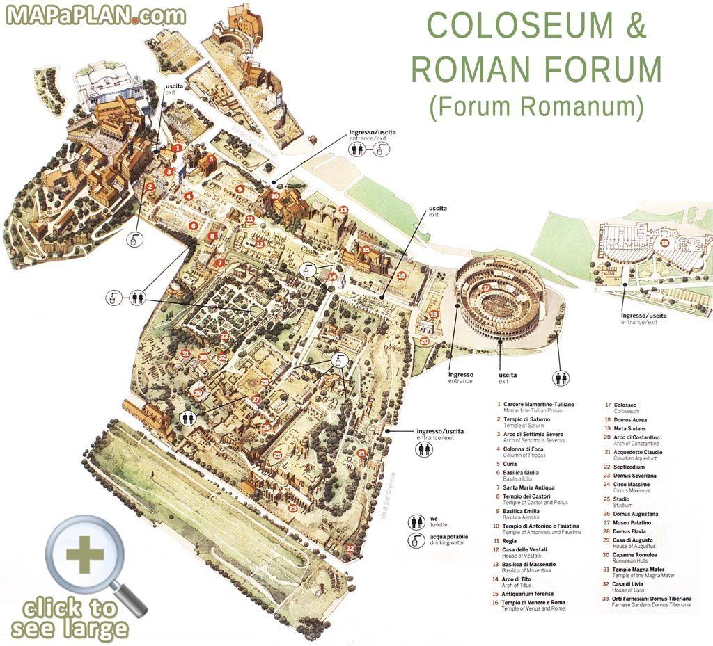Forum Romanum best historical ancient sights Rome top ...