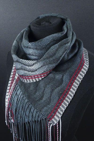 Loominarias handwoven scarves