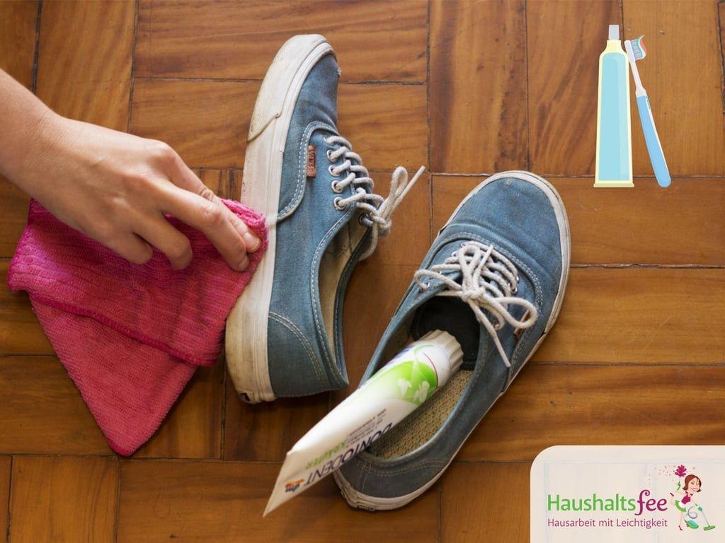 Zahnpasta als Hausmittel: 18 überraschende Tricks | Haushaltsfee.org