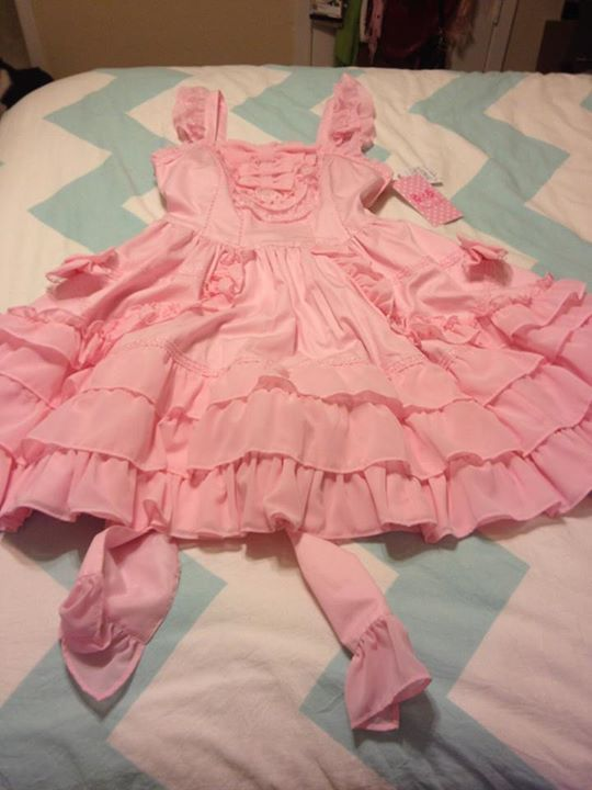 AP Dressy Eternal Pink JSK (Reduction) « Lace Market: Lolita Fashion Sales and Auctions