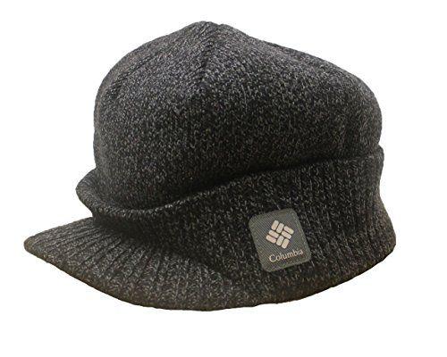 784d84de77d Columbia Sportswear Boundary Run Visor Beanie Men s Gray Hat Columbia  http   www.