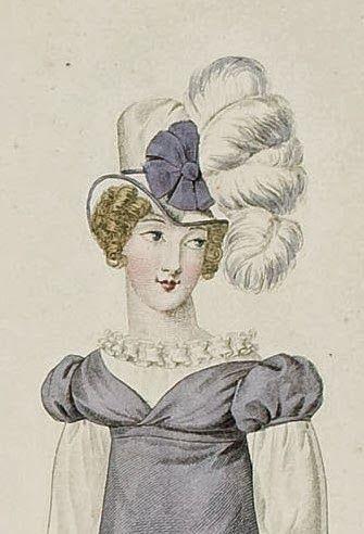 Dames a la Mode: Incroyables et Merveilleuses de 1814, Part 3