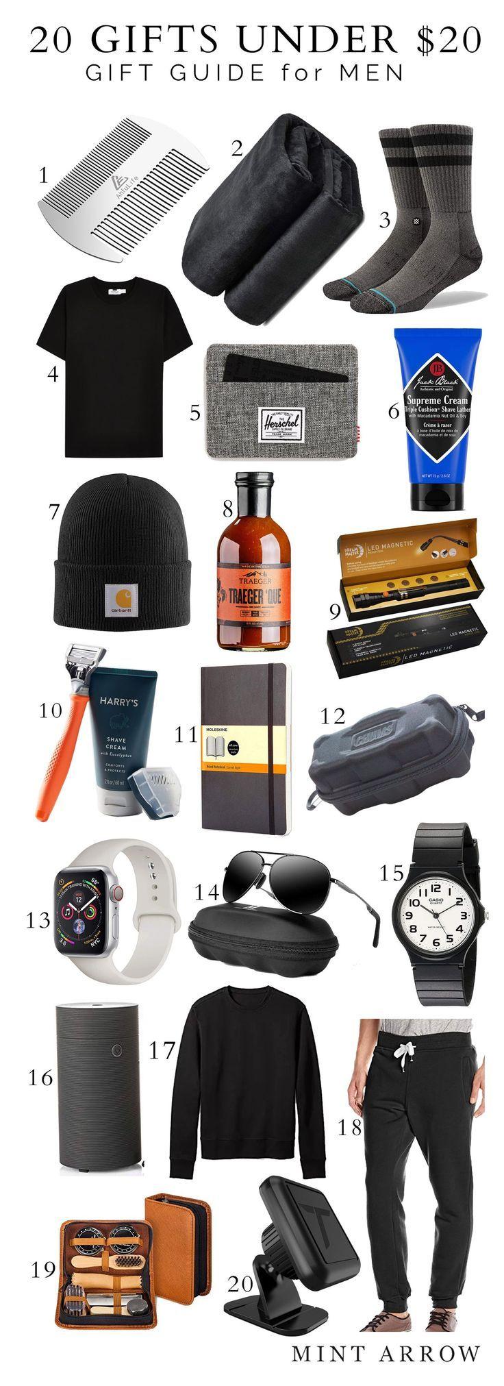 20 christmas gift ideas under 20 for women men mint