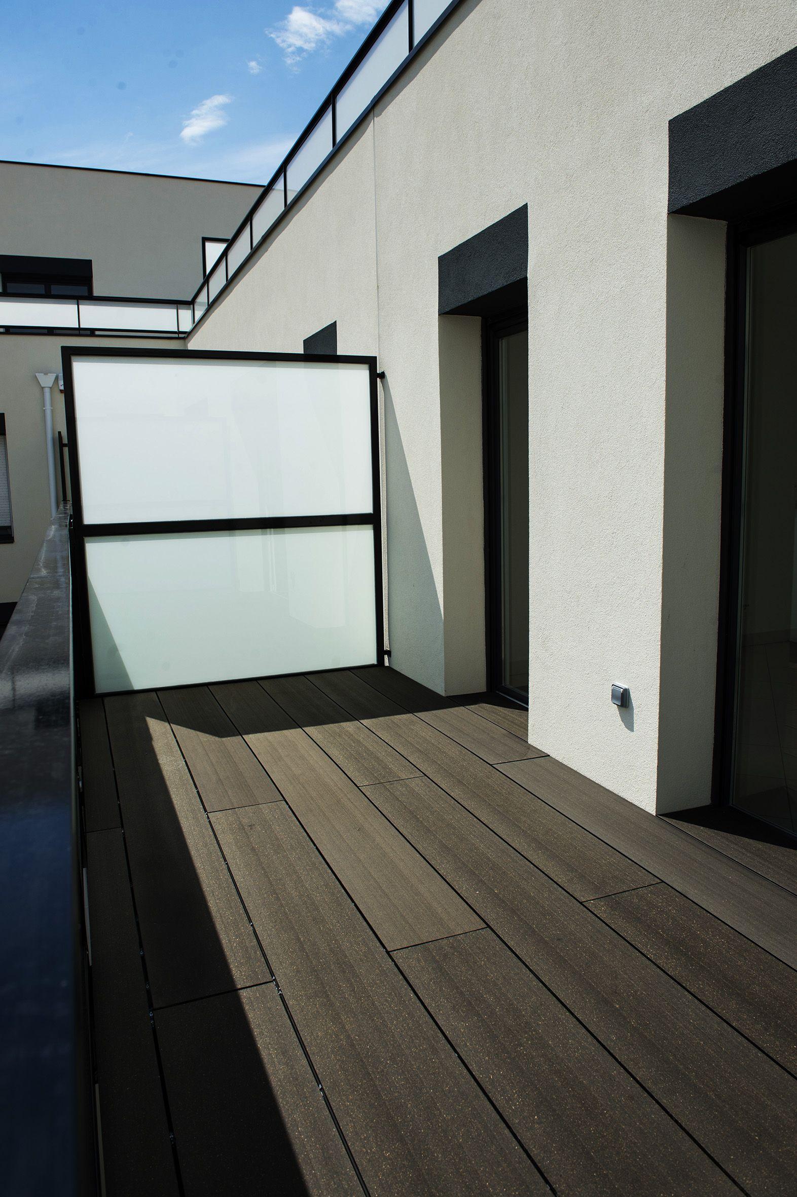 Détail d un balcon Deck 30 Night