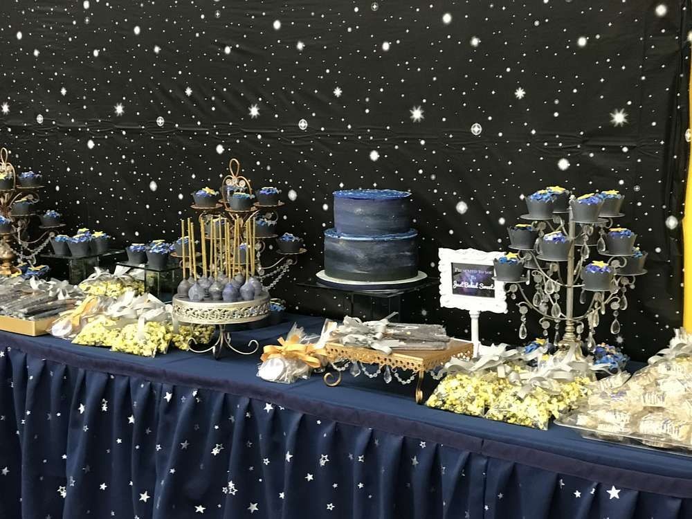 Galaxy Any Party! Party Ideas Party dessert table