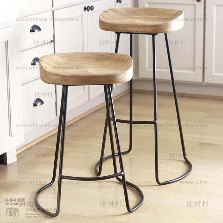 2016 American Bar Stool Bar Stool Wood Bar Stools Iron Bar Chairs – Bar High Chair