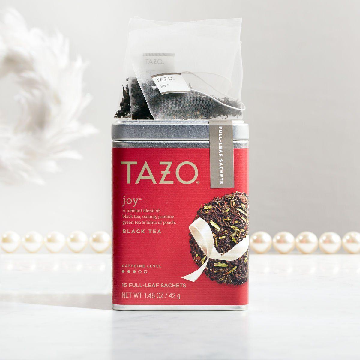 Robot Check Jasmine Green Tea Tazo Tea Tea Tins