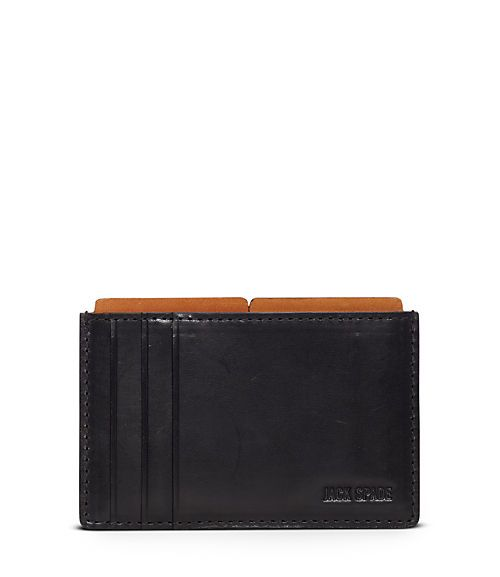 Mitchell Leather File Wallet - JackSpade