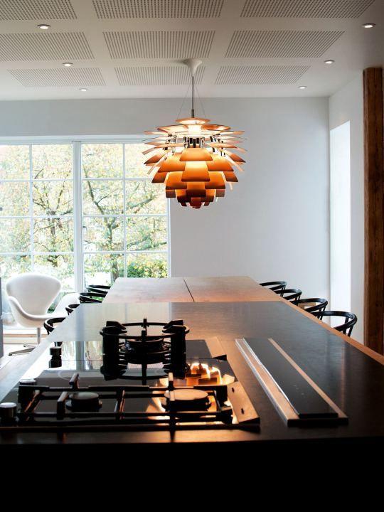Ph artichoke in 2019 esszimmer dining rooms design for Designerleuchten esszimmer