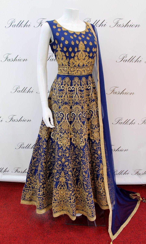 Designer Anarkali Outfit / Gown| Buy Online| Palkhi Fashion Houston ...