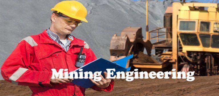 Mining engineeringadmission process criteria career