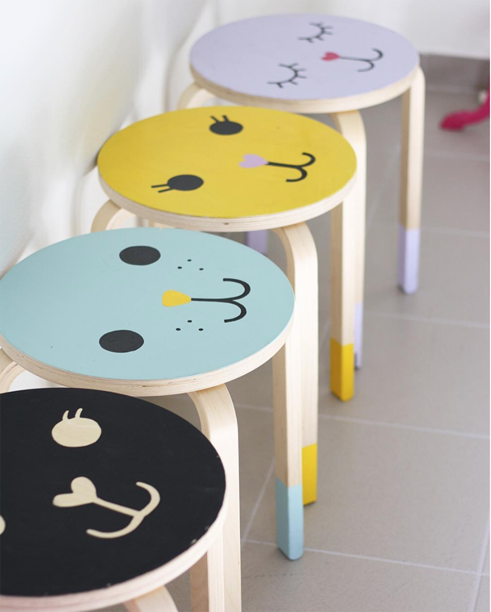 12x coole IKEA Hacks voor in de kinderkamer