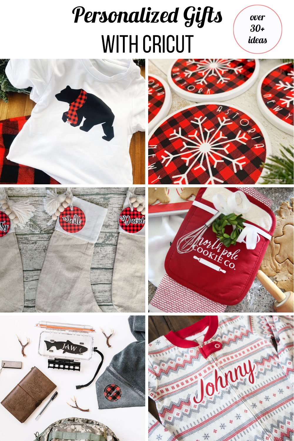 Personalized Gifts Made with Cricut | Diy gifts for kids ...
