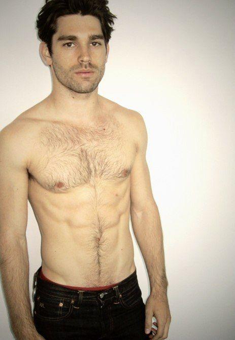 Justin Gaston | Hairy hunks, Hot dudes, Skinny guys