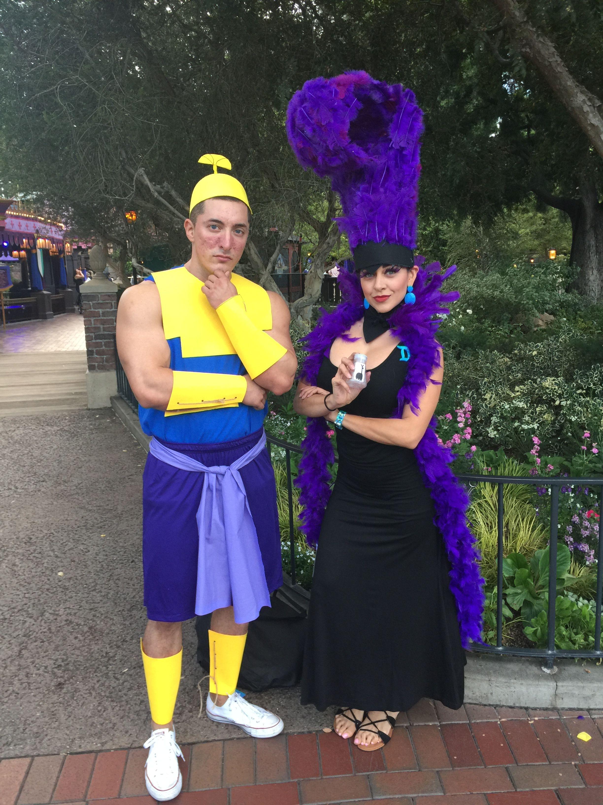 Kronk costume
