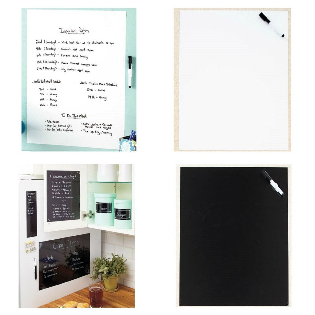 Whiteboard For Home Office. Diamond Shaped Wall Mirror - 3D Sticker ...