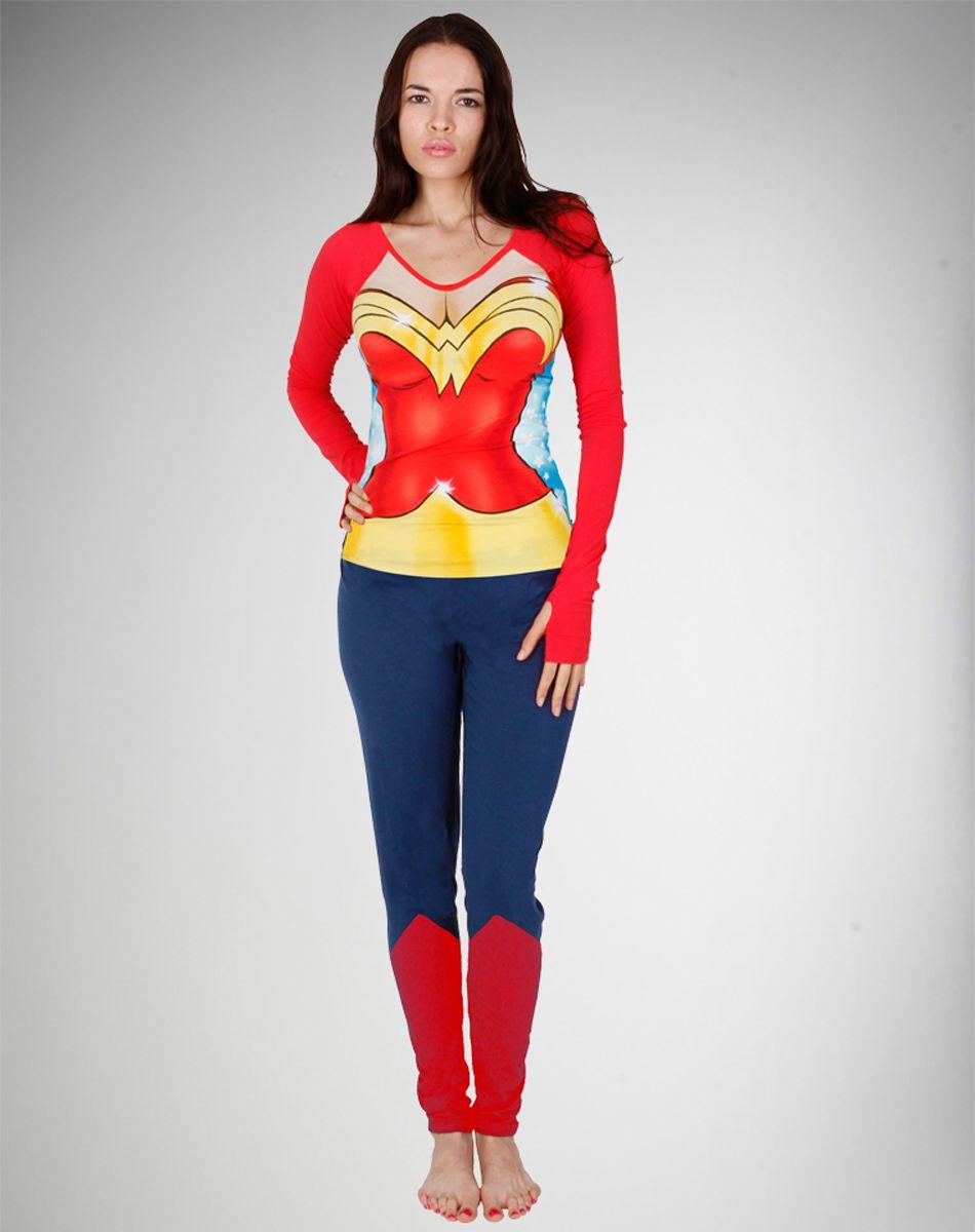 Wonder Woman Pajama set! I love this set! My birthday is next month ... 75314e801