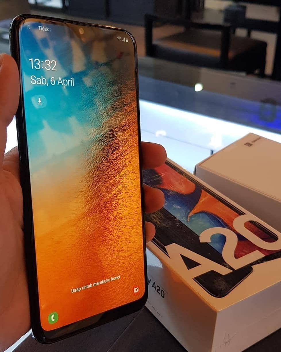 Era Smartphone Gadget Store On Instagram Samsung A20 Samsungmuntilan Samsunga20 Samsunga10 Di 2020 Samsung Samsung Galaxy Smartphone