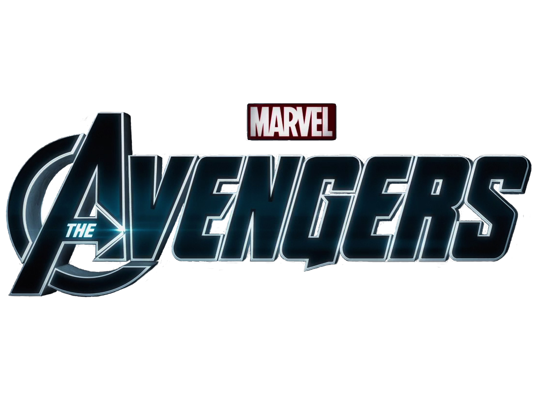 Marvel avengers png logo 4976 Free Transparent PNG