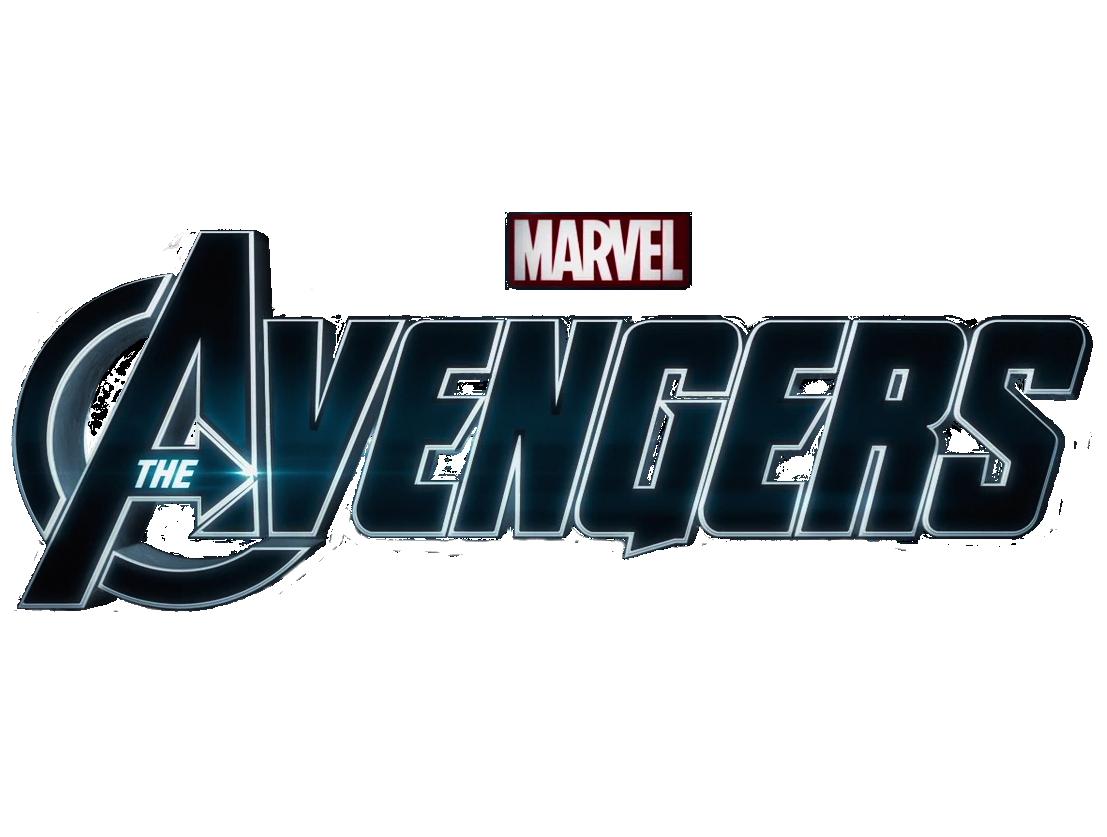 Marvel Avengers Png Logo Vingadores Adesivos Super Heroi