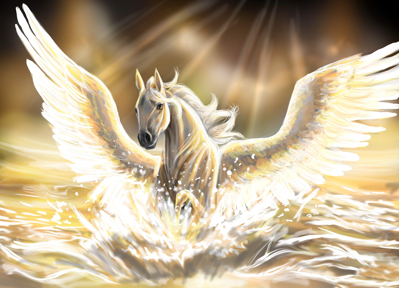 Download Wallpaper Horse Angel - 092927804873316f26e1170e481f99f3  Picture_93628.jpg