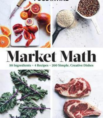 Market math 50 ingredients x 4 recipes 200 simple creative dishes market math 50 ingredients x 4 recipes 200 simple creative dishes pdf forumfinder Image collections