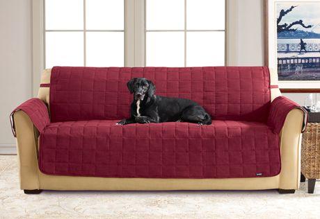 Sure Fit Slipcovers Waterproof Furniture Cover Sofa Throw