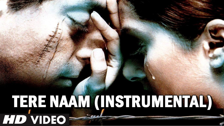 Tere Naam Title Video Song Hawaiian Guitar Instrumental Salman