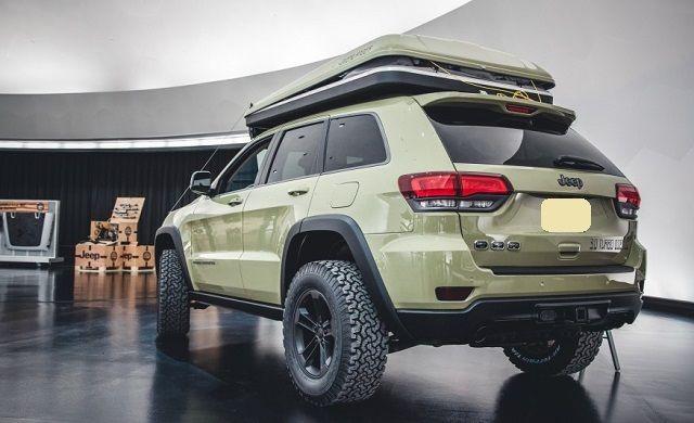 2017 Jeep Grand Cherokee Overland 2017 2018 Jeep Models Jeep