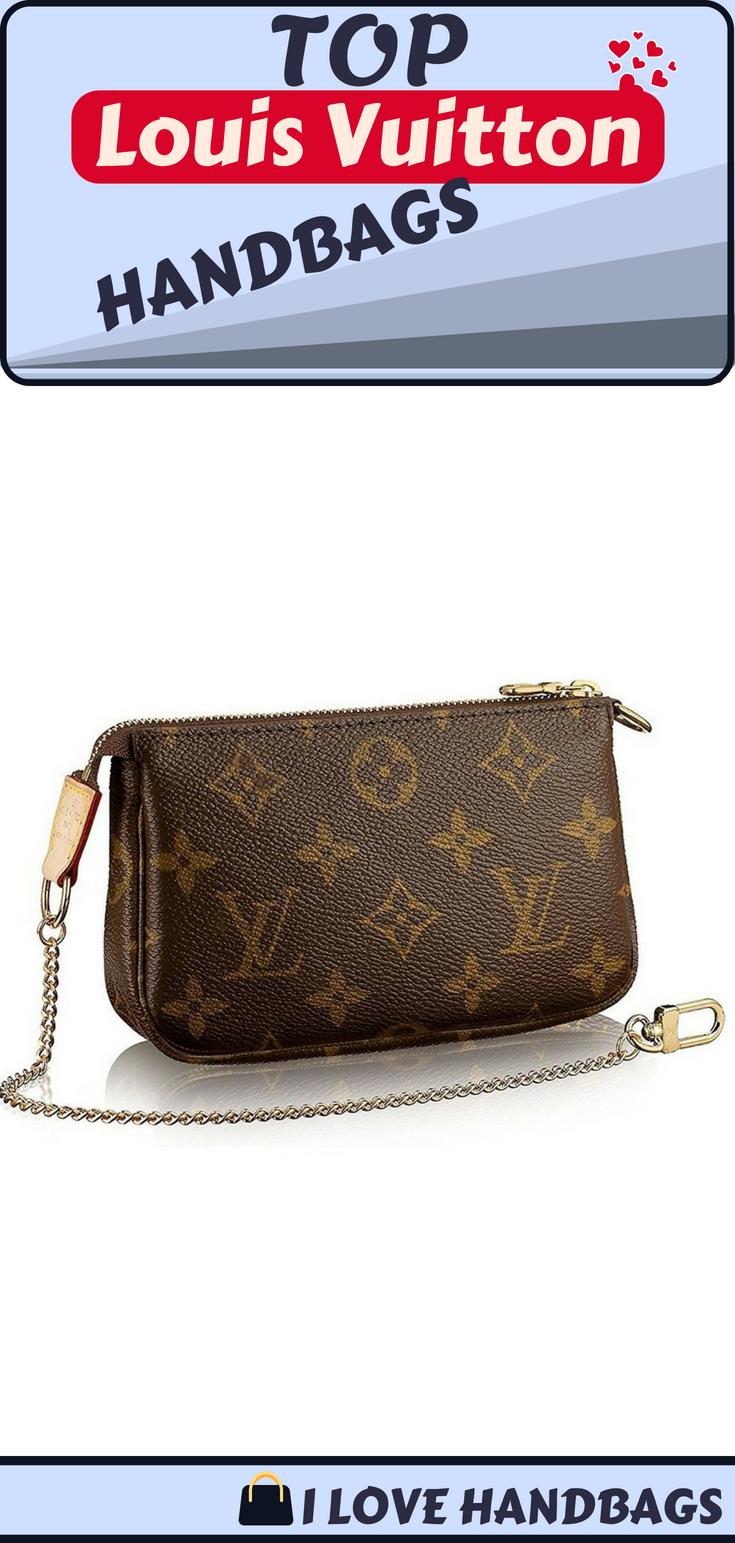 9a9e6f556d0e Louis vuitton handbags for women   Louis Vuitton Monogram Canvas Mini  Pochette Accessoires M58009 (affiliate link )