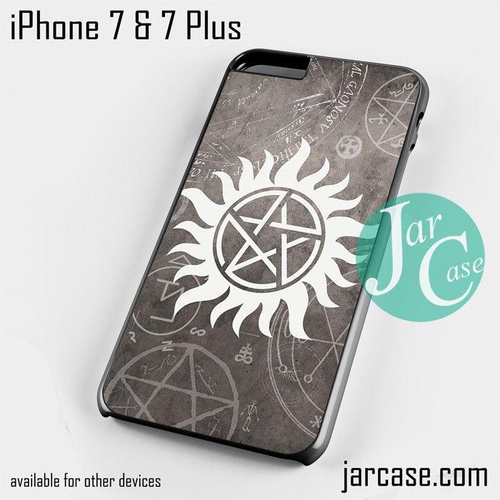 iphone 7 plus case supernatural