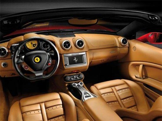 New Ferrari California 2012 Ferrari California Ferrari Ferrari Car