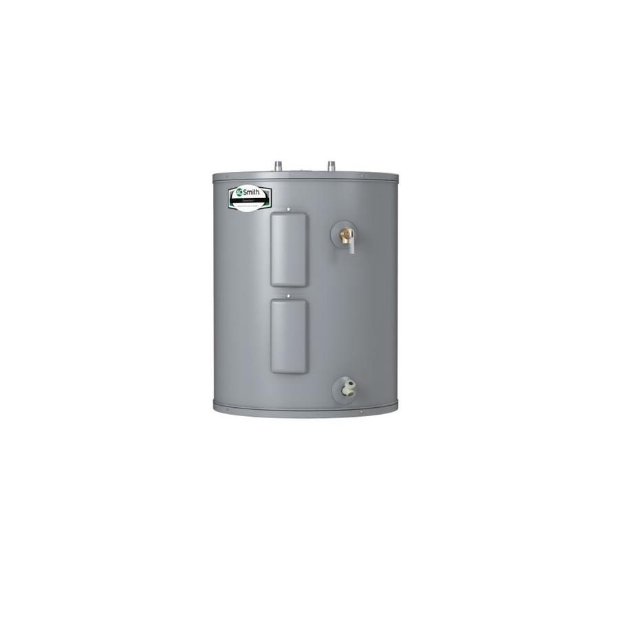 A O Smith Signature 30 Gallon Short 6 Year Limited 4500 Watt Double Element Electric Water Heater E6 30r45dv In 2020 Water Heater Heater