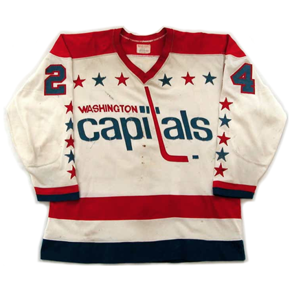 promo code 7e56a 6fdf1 Super-ultra classic old school---Washington Capitals 1977-78 ...