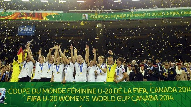 FIFA U-20 WOMEN'S WORLD CUP:Germany crowned, France end on a high