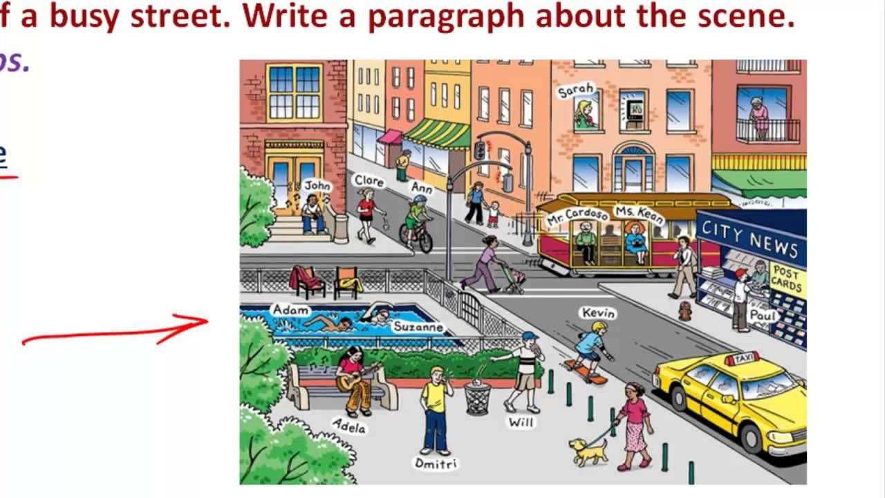 Maxresdefault Jpg 1280 720 Learn English Education Busy Street