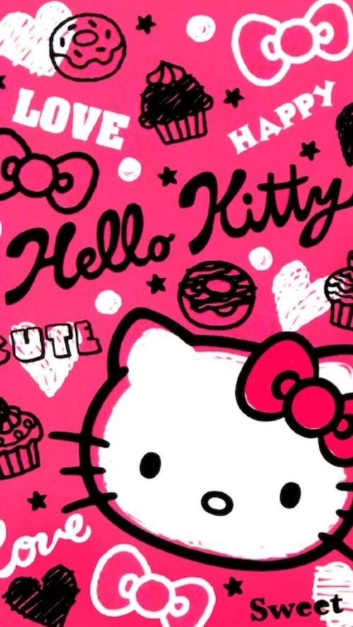 Hello kitty wallpapers hk8 pinterest hello kitty wallpaper watch and enjoy our latest collection of hello kitty phone wallpaper for your desktop smartphone or tablet these hello kitty phone wallpaper absolutely voltagebd Gallery