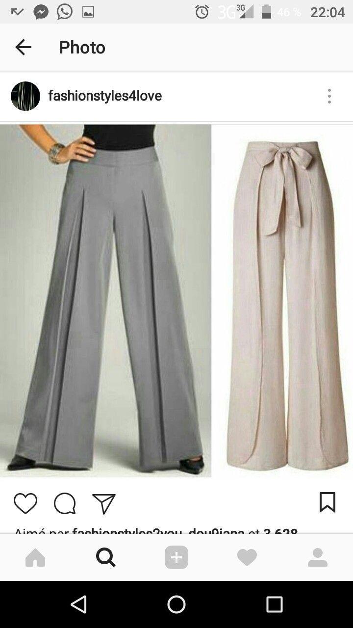 Pin de ArtePad Store en Unicose | Pinterest | Costura, Moda y Pantalones