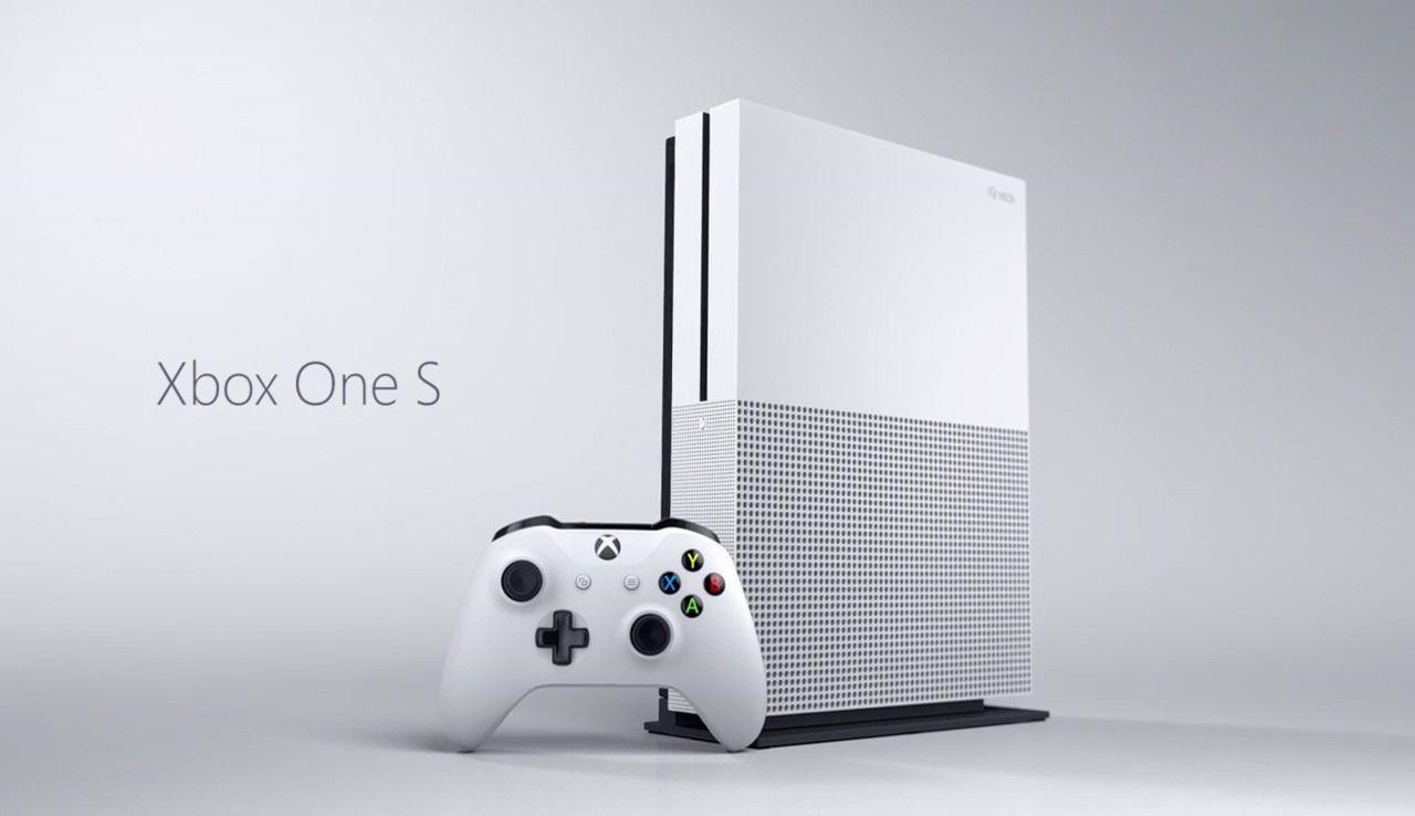 E Oficial Conheca A Nova Xbox One S Que Custara 299 Pplware Xbox One Xbox One S Xbox